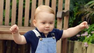 Prince George : ses parents publient une nouvelle photo officielle