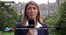 """Référendum en Ecosse : la Reine """"au-dessus de la mêlée"""""""