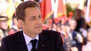 Sarkozy Maillé