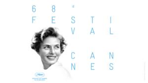 Affiche du 68e Festival de Cannes