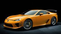 Lexus LFA : un pack Nürburgring Edition pour les plus exigeants