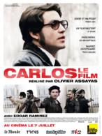 Affiche du film Carlos, le film