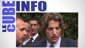 Cube Info du 7 mai : Sarkozy, quand le fils vole la vedette au père