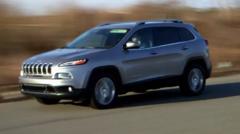 Essai vidéo Jeep Cherokee 2014 Automoto