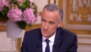 """François Hollande : """"Il faut être au contact. Je circule, je parle, j'écoute"""""""