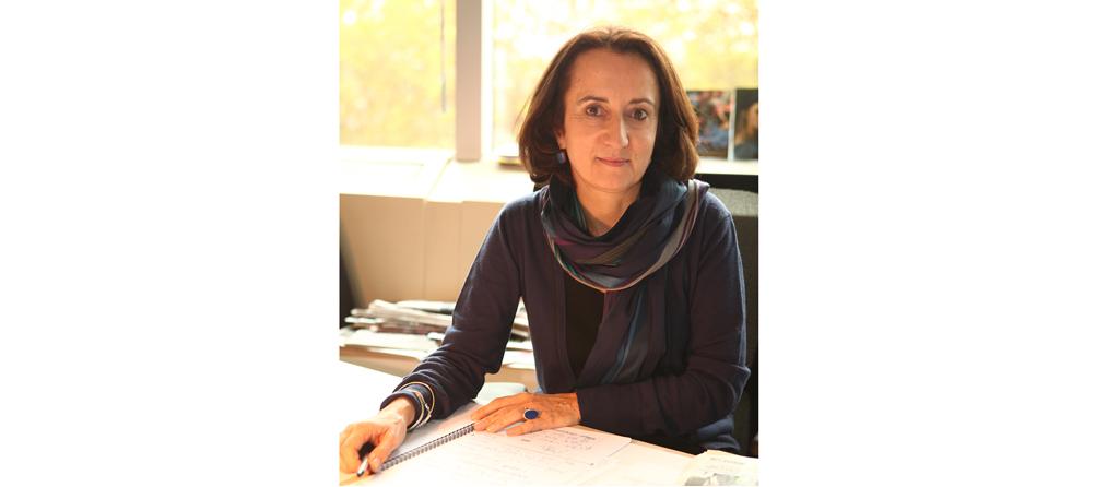 Lucie Soboul, rédactrice en chef du 20 heures.
