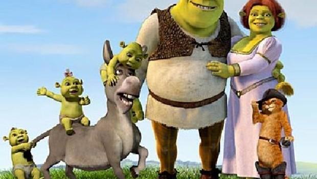 Shrek des personnages uniques les alli s de l 39 ogre - Anne de shrek ...
