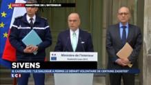 """Sivens : Cazeneuve """"la victoire de la République"""" face à la violence"""