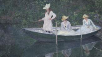 En Norvégienne, 1887 Musée d'Orsay, Paris
