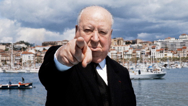 Alfred Hitchcock cinma Cannes fait le mur  AFP Photo