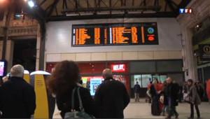 Jusqu'à trois heures de retard pour tous les TGV entre Paris et le Sud-Est