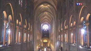 Le 13 heures du 11 mars 2014 : Notre-Dame sous un autre jour - 1708.8780000000002