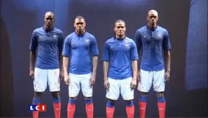 """Le nouveau maillot des Bleus, """"ça fait un peu italien"""""""