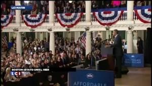 Mea culpa pour l'administration Obama sur les bugs de l'assurance maladie