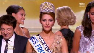 Miss France 2015 est Miss Nord-Pas de Calais, Camille Cerf