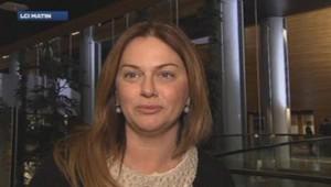 Monika Flasikova Benova, groupe Alliance progressiste socialiste de Slovaquie 14/01/2014