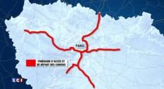 """Mouvement des agriculteurs : Paris """"point culminant"""" de la manifestation, les axes routiers à éviter"""