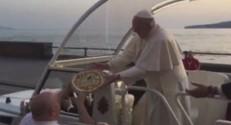 Pape François Pizza