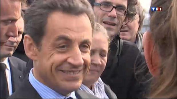 Une journée au pas de course avec Nicolas Sarkozy