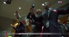 Incidents chez Air France : minute par minute, le récit des évènements