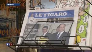 Manuel Valls : un Premier ministre qui ne fait pas l'unanimité dans son camp