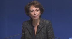 Marisol Touraine, ministre de la Santé le 24/01
