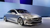 Mercedes Concept Style Coupé Salon pékin 2012