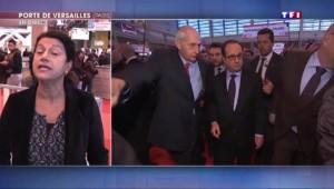 Salon de l'Agriculture : après sa visite, Hollande va devoir donner des solutions