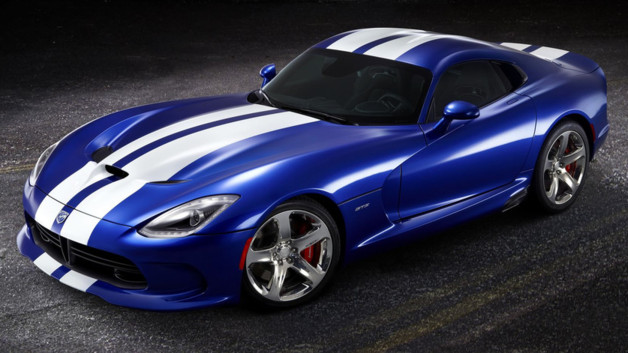 SRT Viper GTS Launch Edition 2012