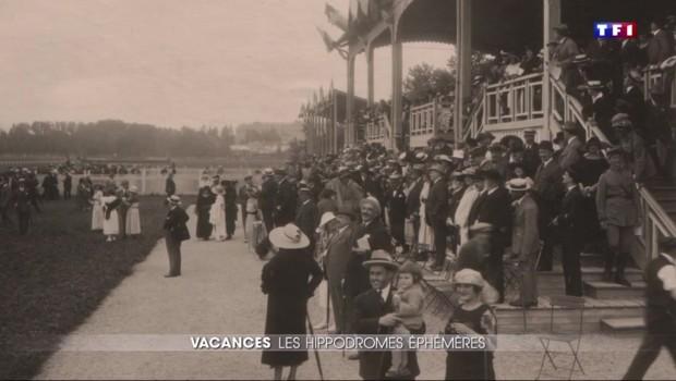 Vosges : l'hippodrome de campagne a ré-ouvert ses portes avec l'été