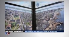 ZAPNET - New York : l'ascenseur du One WTC, 500 ans d'histoire en 47 secondes