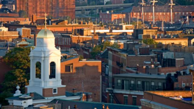 Boston est la capitale du Massachusetts.