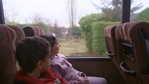 bus scolaire enfants