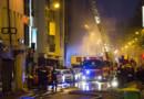Incendie paris rue de Charonne