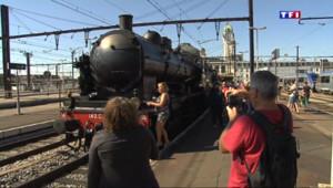 Le 13 heures du 19 août 2015 : Montez à bord d'une locomotive centenaire - 1862
