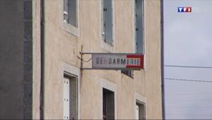 Le 13 heures du 27 août 2014 : Gendarmerie ferm�: le village se mobilise - 1017.316