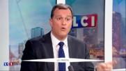"""#NuitDebout : """"La gauche est dans la rue pour casser"""" dénonce Louis Aliot"""