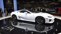 Photo 4 : Lexus LFA : un pack Nürburgring Edition pour les plus exigeants