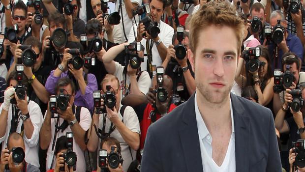 Robert Pattinson à Cannes 2012 pour le film Cosmopolis