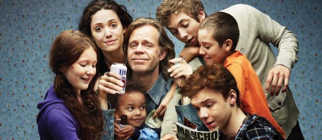 Shameless (US) - Saison 1. Série créée en 2011. Avec : William H. Macy, Emmy Rossum, Emma Kenney et Cameron Monaghan