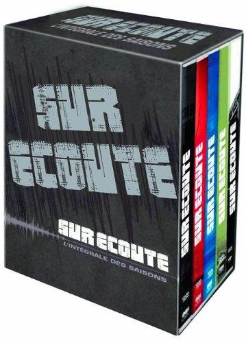 The Wire (Sur écoute) - Coffret de l'intégrale en DVD