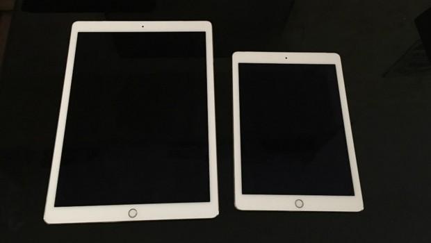 L'iPad Pro équivaut à deux écrans d'iPad Air 2