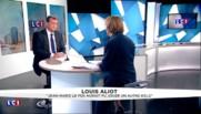 """Louis Aliot : """"Jean-Marie Le Pen aurait pu jouer un autre rôle, celui de sage et de conseil"""""""
