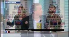 Rétro 2014: la médiasphère revient sur les succès de l'année à la télévision