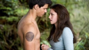Taylor Lautner Kristen Stewart Twilight Tentation