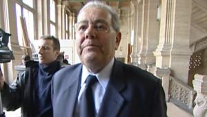 TF1/LCI - Claude Simonet, l'ancien président de la Fédération française de football, le 19 mars 2007