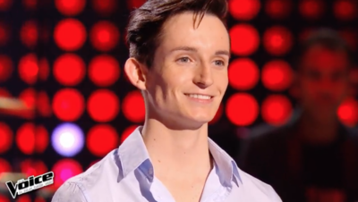 The Voice 5 : Louis, le talent caché