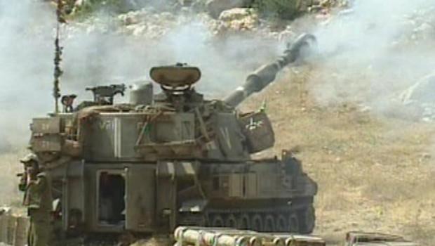 Un char israélien (archives).