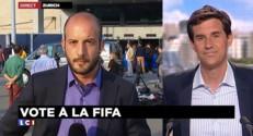 Vote à la Fifa : le prince Ali se retire, Sepp Blatter élu