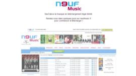 TF1 / LCI Le site de Neuf Music